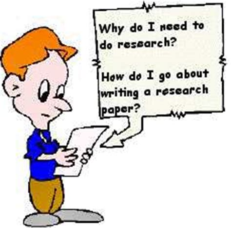 How to Write a Research Paper - A Research Guide for Students